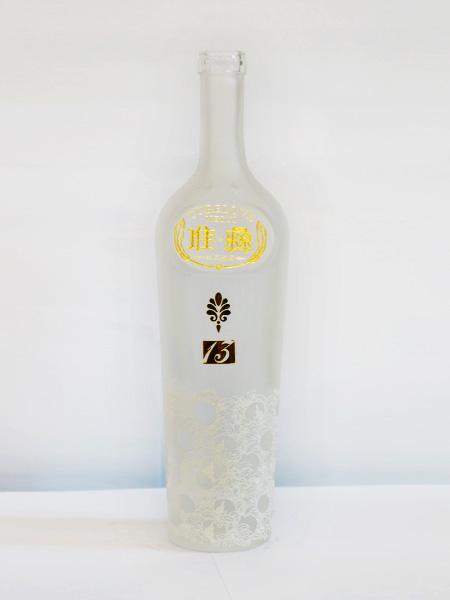 四川蒙砂玻璃酒瓶厂家