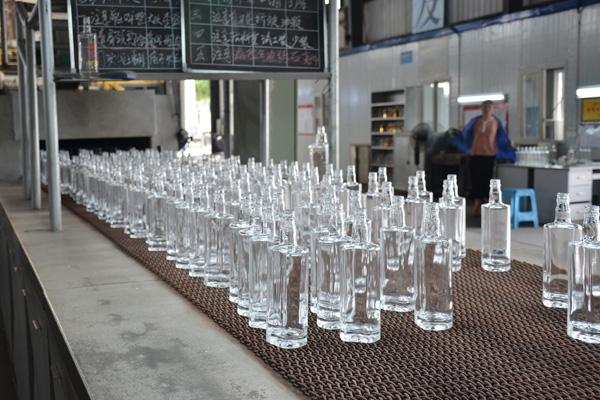 水晶玻璃检测线